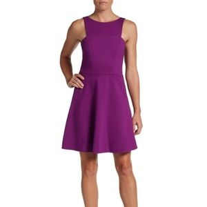 Anthropologie 4.Collective Cutaway shoulder Dress